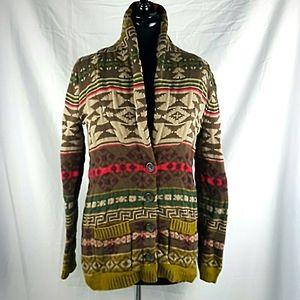 Vintage Eddie Bauer Cardigan Size Medium